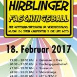 Hirblinger Faschingsball