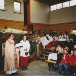 Einweihung und Festansprache durch Pfarrer Remmele